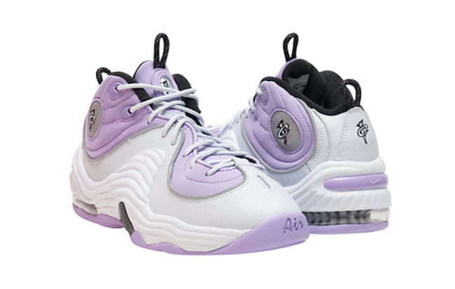 1957f66b27064 Nike Air Penny 2 Lilac Purple Available Now delicate ...