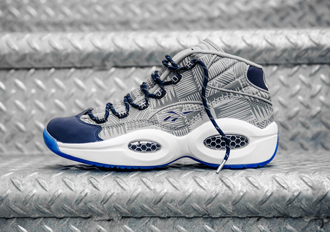 Major DC Reebok Question Georgetown