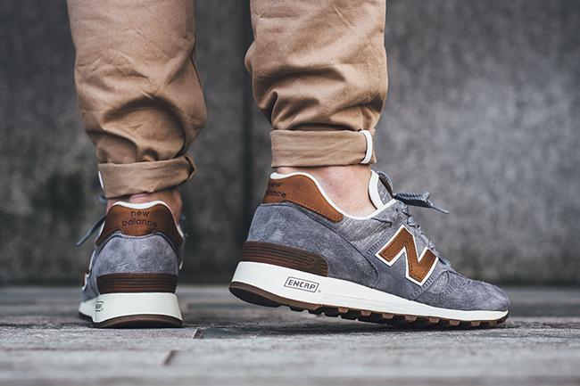 New Balance 1300 Steel Grey