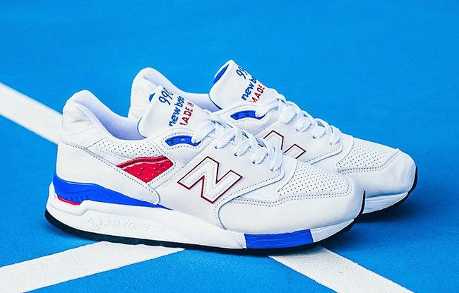 New Balance 998 Air Exploration