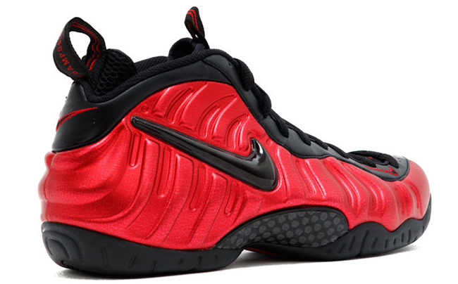 Nike Air Foamposite Pro 2016 University Red Black