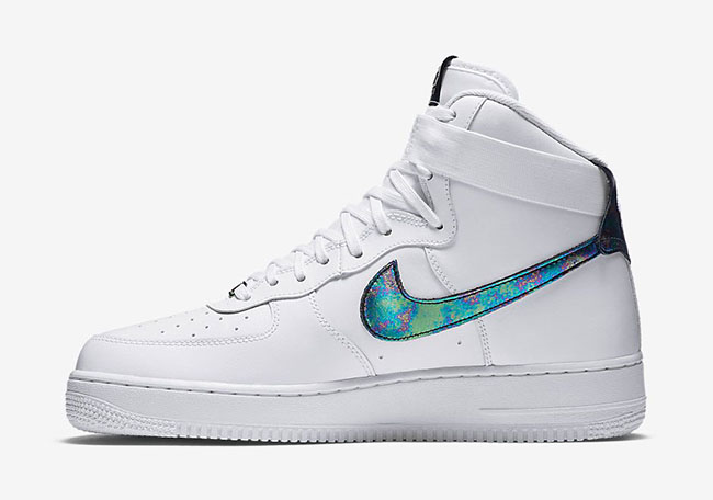 Nike Air Force 1 High LV8 Iridescent
