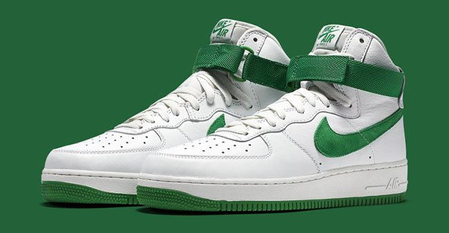 Nike Air Force 1 High St Pattys Day