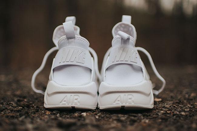 Nike Air Huarache Ultra BR Triple White