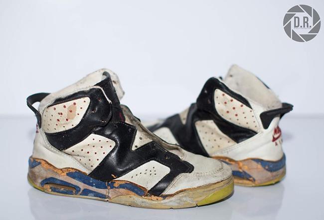 Nike Air Jordan 6 1991 Prototype