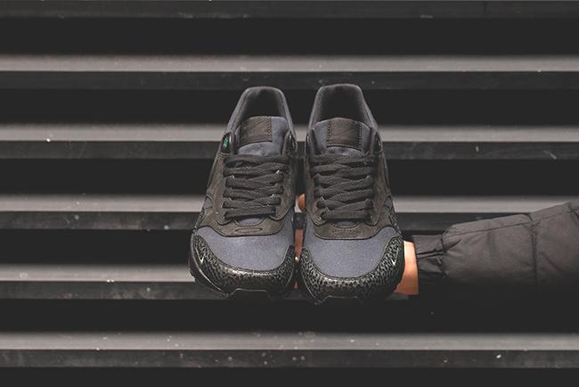 Nike Air Max 1 Black Bamboo