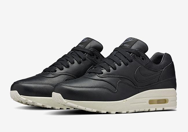 finest selection d6a0b 63313 Nike Air Max 1 Pinnacle Black