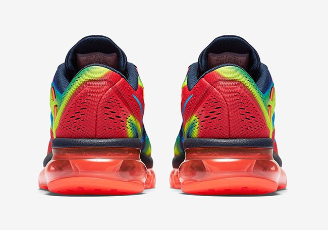 Nike Air Max 2016 Heat Map