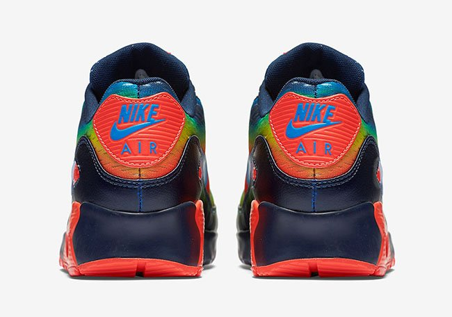 differently a7b6d 3e1b9 Nike Air Max 90 Heat Map Pack