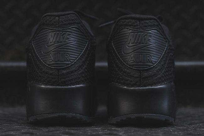 Nike Air max 90 Ultra BR Triple Navy Black