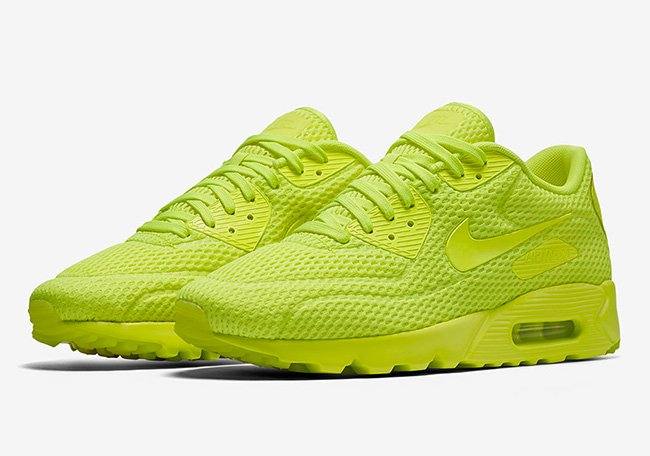 newest d39eb 3bd79 Nike Air Max 90 Ultra BR Volt