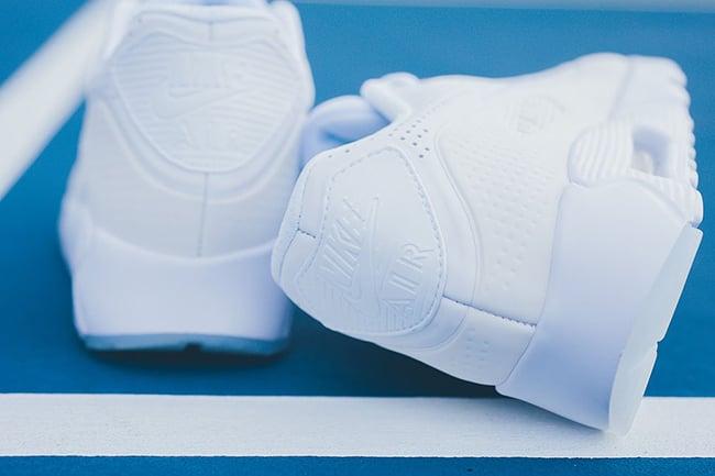 Nike Air Max 90 Ultra Moire Triple White