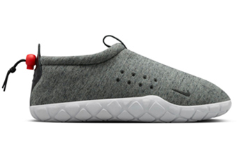 Nike Air Moc Fleece Heather Grey