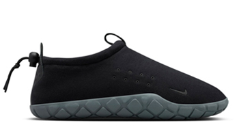 Nike Air Moc Fleece Black Grey