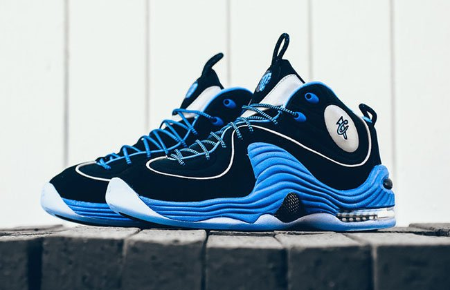Nike Air Penny 2 Varsity Royal Status