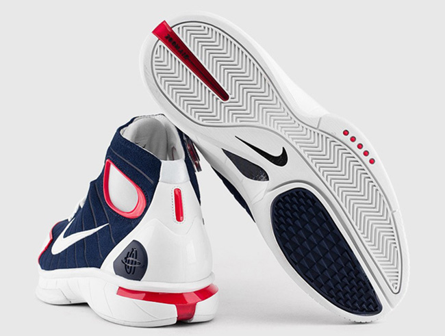 Nike Air Zoom Huarache 2K4 Midnight Navy