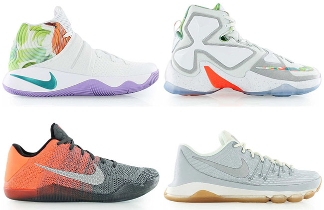 Nike Basketball Easter 2016 Collection