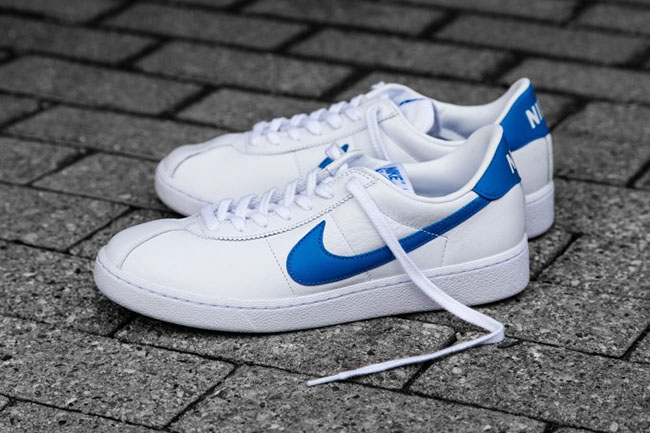 En honor insuficiente sonido  Nike Bruin OG White Photo Blue | SneakerFiles