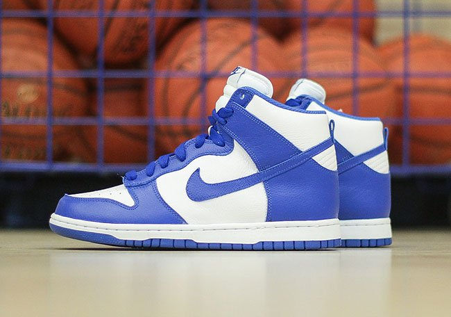 77393f27c6a9 Nike Dunk High Be True to Your School 2016