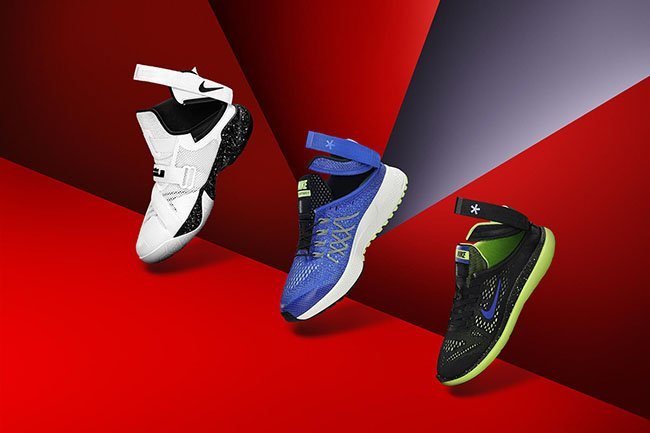 Nike Flyease Entry System