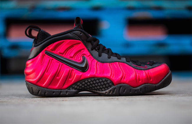 Nike Foamposite Pro University Red Release