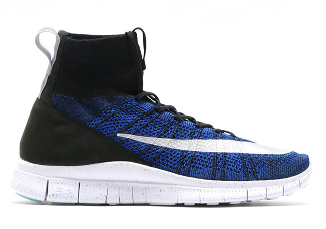 Nike Free Mercurial Superfly Racer Blue