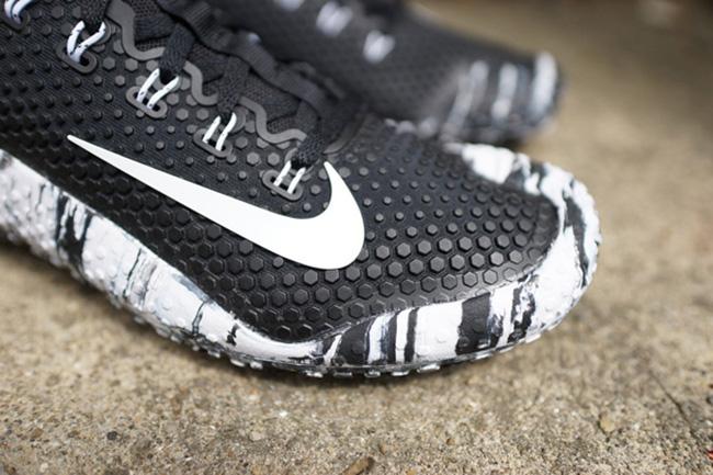Nike Free Trainer 1.0 Marble Oreo
