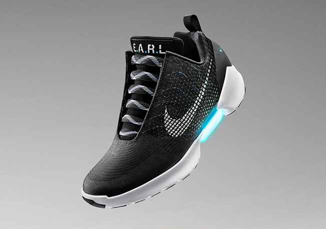 Nike Hyperadapt Power Lacing