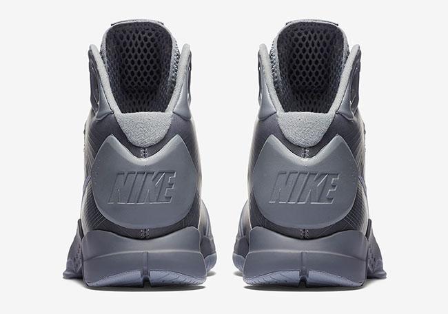 706f1287c835 Nike Hyperdunk 2008 FTB Fade to Black Mamba