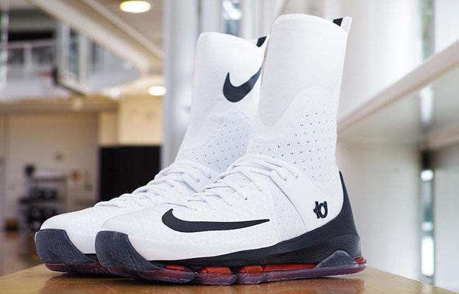 Nike KD 8 Elite Connecticut PE