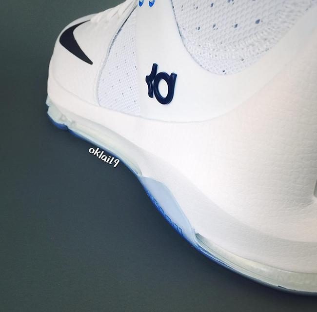 Nike KD 8 Elite White