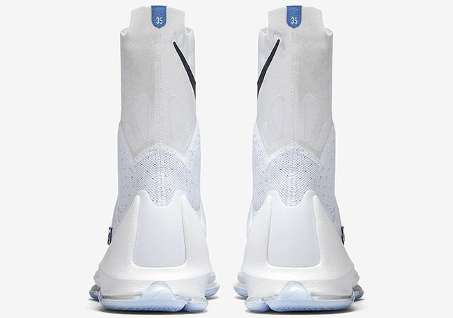 307c2116b9a Nike KD 8 Elite White Home Release Date