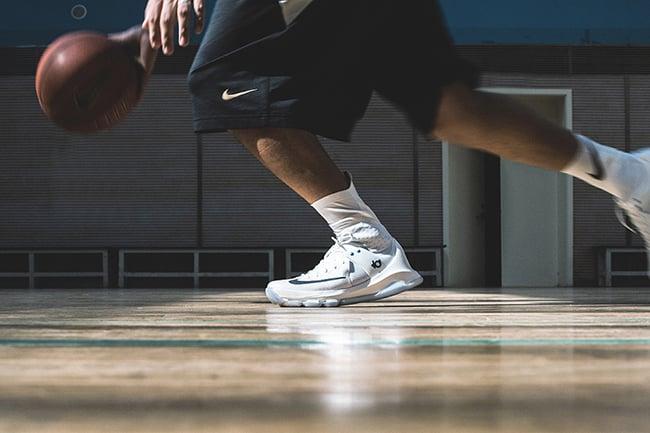 Nike KD 8 Elite White Review