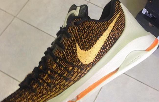 Nike KD 8 Vivid Orange Laser Orange
