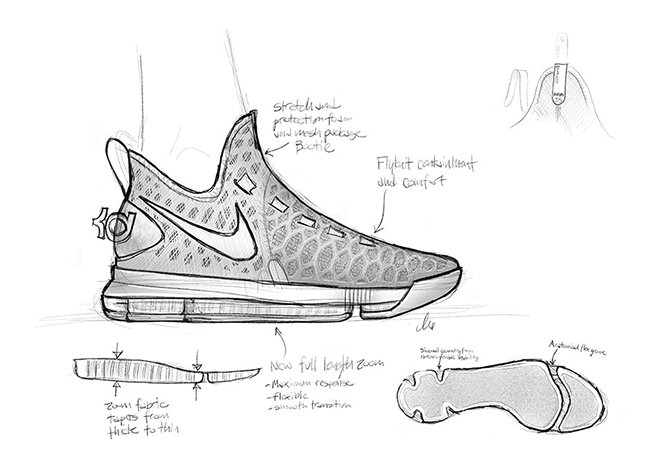 kd nike shoes coloring pages - photo#26