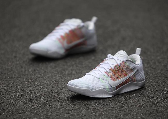 Nike Kobe 11 4KB White Horse