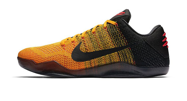 Nike Kobe 11 Bruce Lee Warrior Spirit