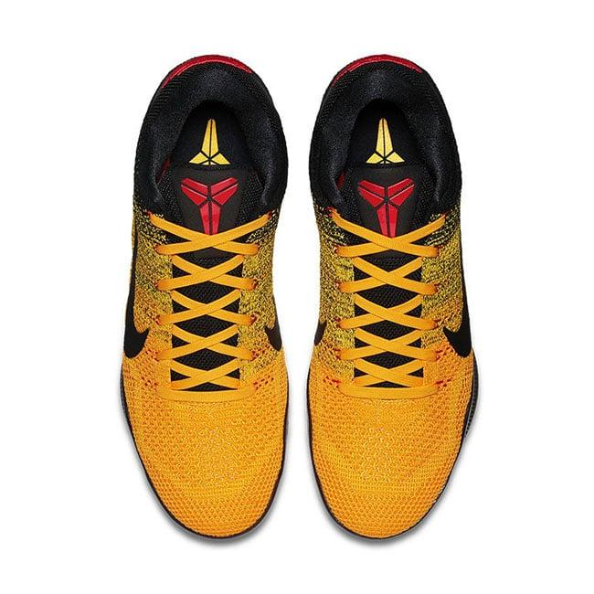 finest selection ef0b5 06601 Nike Kobe 11 Bruce Lee Warrior Spirit