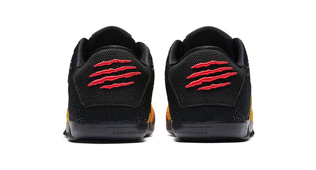 Nike Kobe 11 Bruce Lee Warrior Spirit