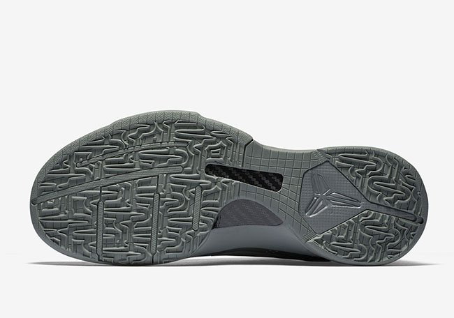 64321f8a466751 Nike Kobe 5 FTB Fade to Black Mamba