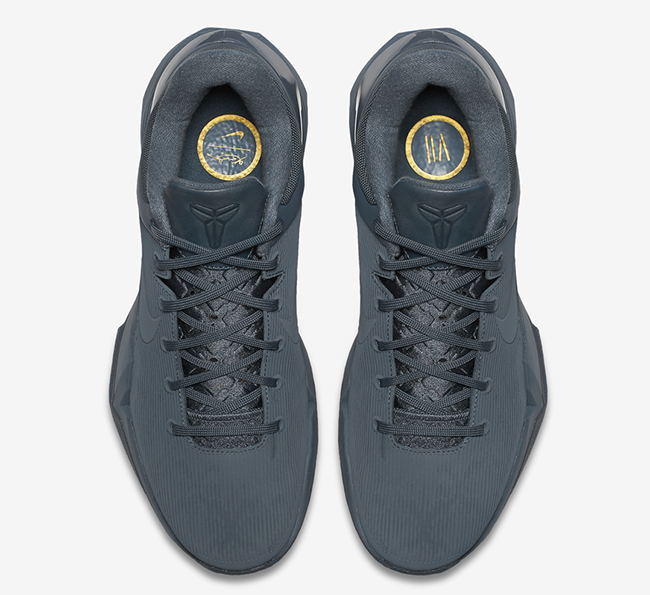 Nike Kobe 7 FTB Fade to Black Mamba