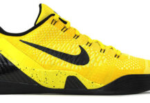 Nike Kobe 9 Elite Low Bruce Lee Sample