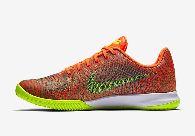 Nike Kobe Mentality 2 Total Crimson