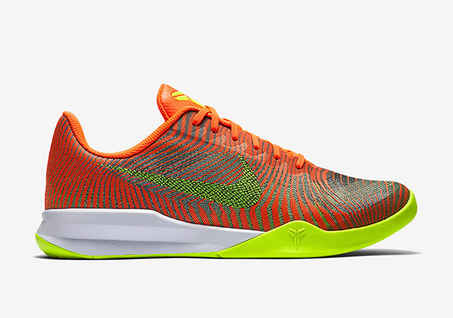 Nike Kobe Mentality 2 Total Crimson  70b0fd7debf5