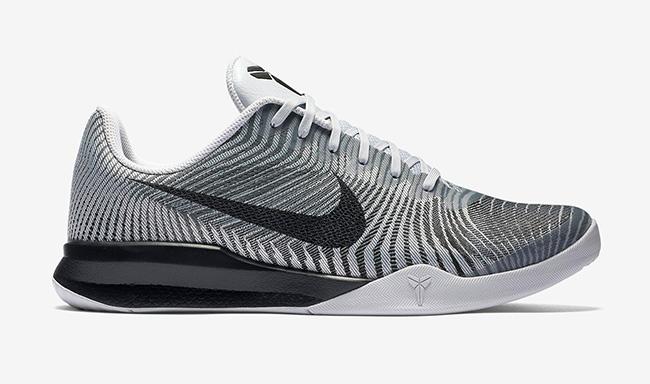 Nike Kobe Mentality 2 Wolf Grey