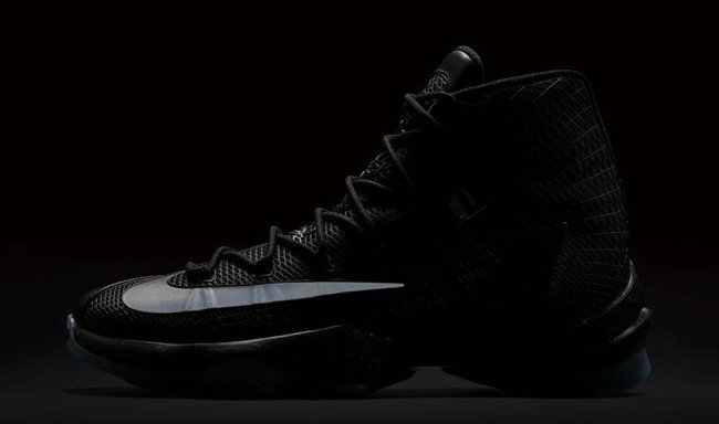 Nike LeBron 13 Elite Black