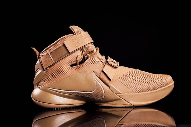 Nike LeBron Soldier 9 Desert Camo