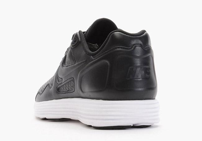 Nike Lunar Flow Black Leather