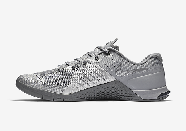 Nike Metcon 2 Strong As Steel Wolf Grey