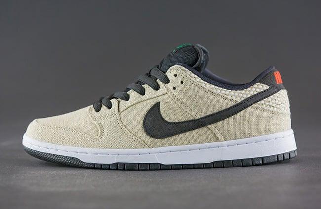 Nike SB Dunk Low Hemp 4 20